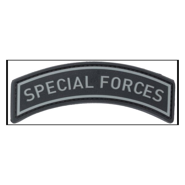 Patch 3D Special Forces Tab swat