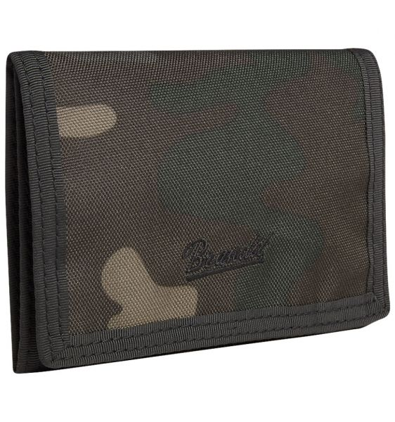 Portafoglio Wallet Three marca Brandit darkcamo