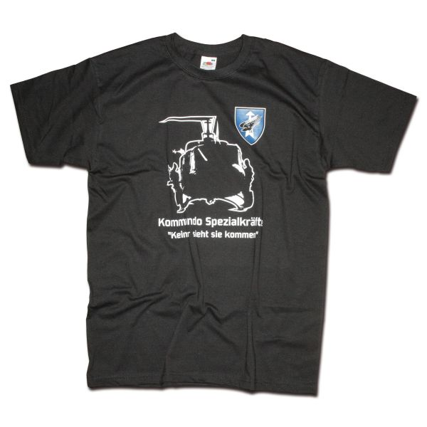 T-Shirt Milty KSK black