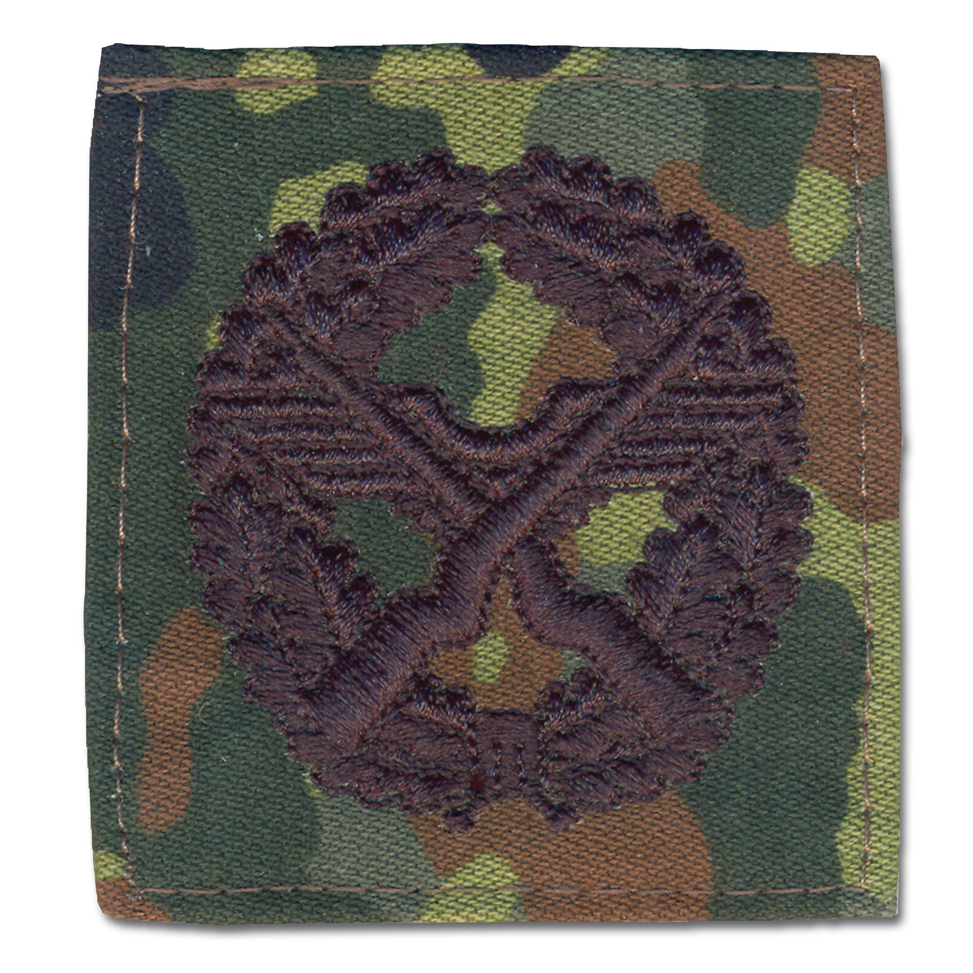 Distintivo di grado Comandante truppa di sicurezza BW