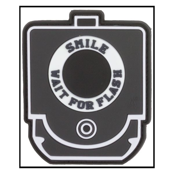 Patch 3D Smile and Wait for Flash a colori