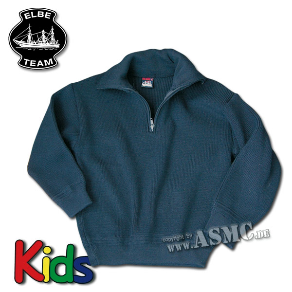 Kids sweater Troyer navy