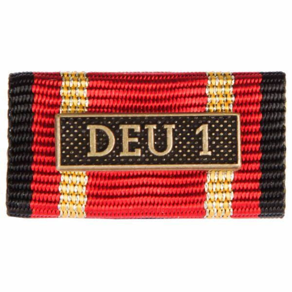 Ordensspange Auslandseinsatz DEU 1 Bronze