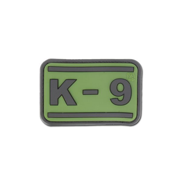 Patch 3D K-9 forest