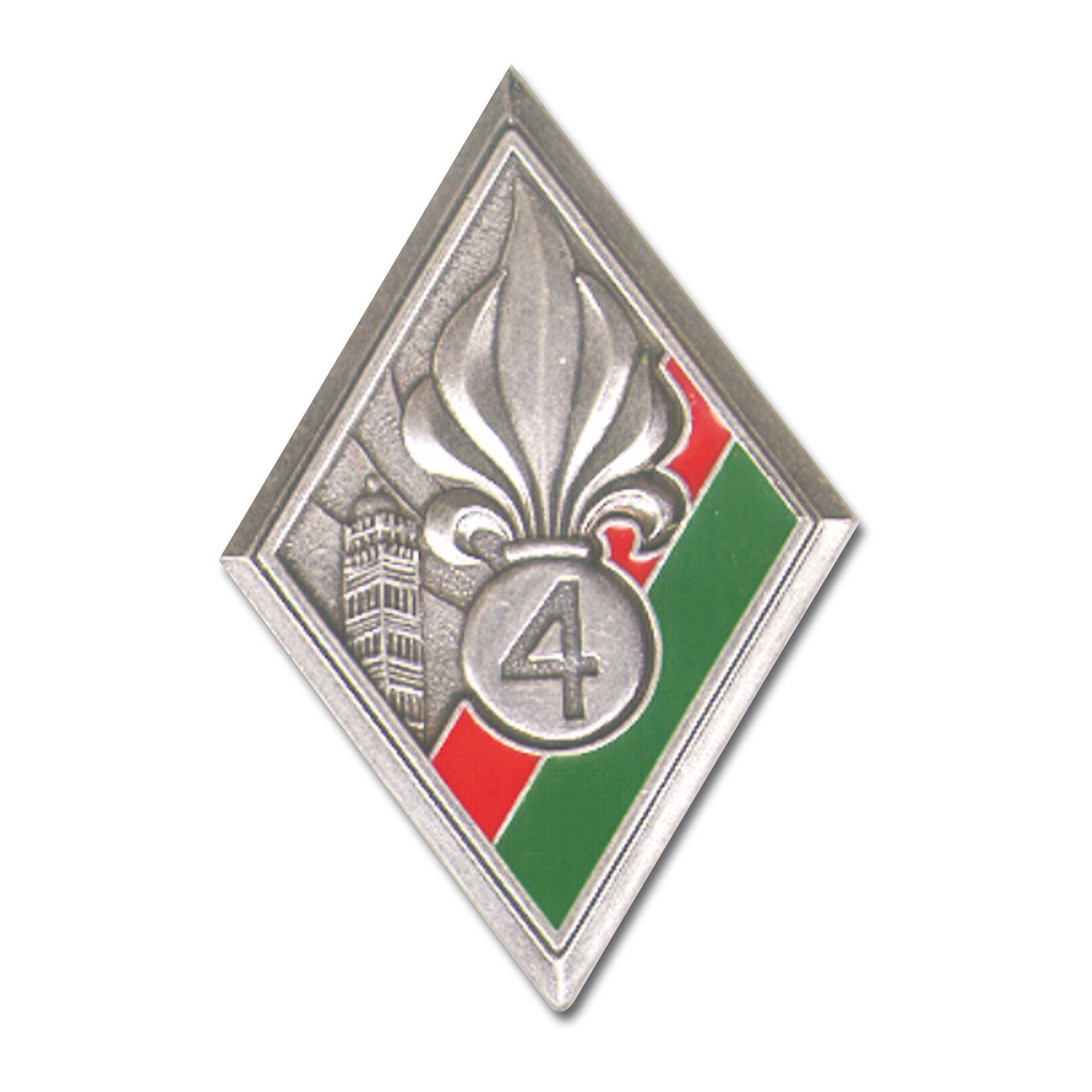 french metall insignia legion 4.REI