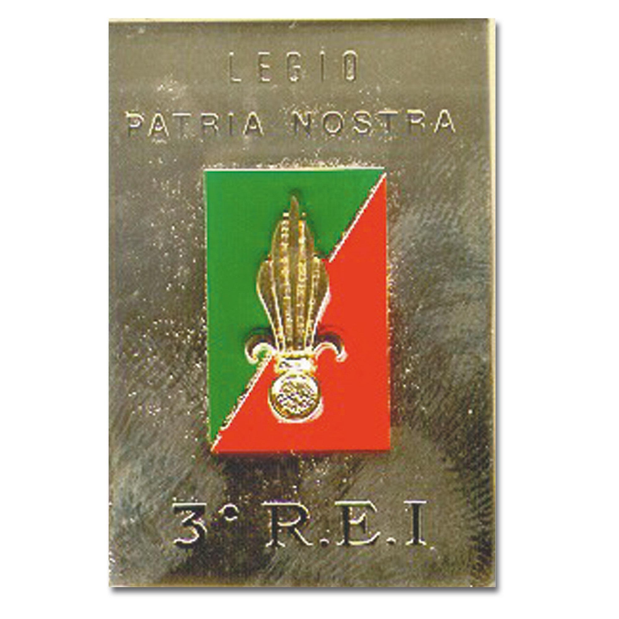 french metall insignia legion 3.REI