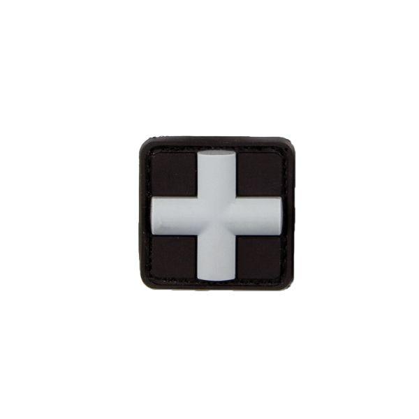 3D-Patch croce rossa Medical 25 mm swat