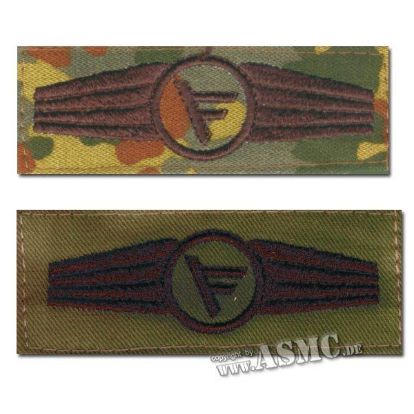 Distintivo in tessuto Comandante Esercito Tedesco