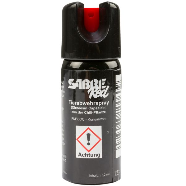 Spray al peperoncino a getto Sabre Red M-60L-OC 52.2 ml