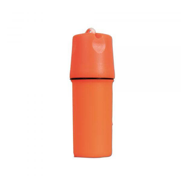 Box impermeabile porta oggetti arancio