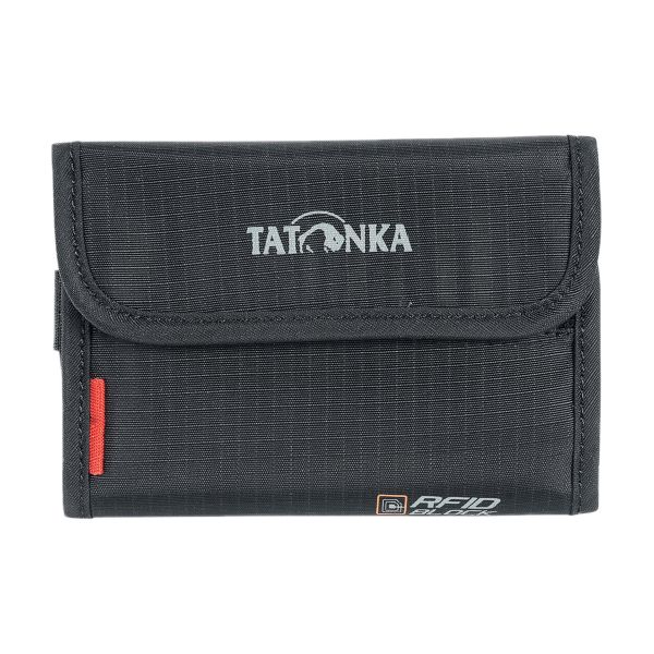 Portafogli con protezione RFID B marca Tatonka colore nero