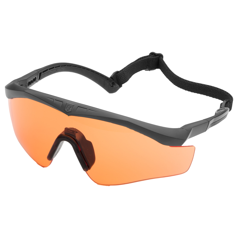 Kit occhiali Revision Max-Wrap Basic Sawfly, lente arancio