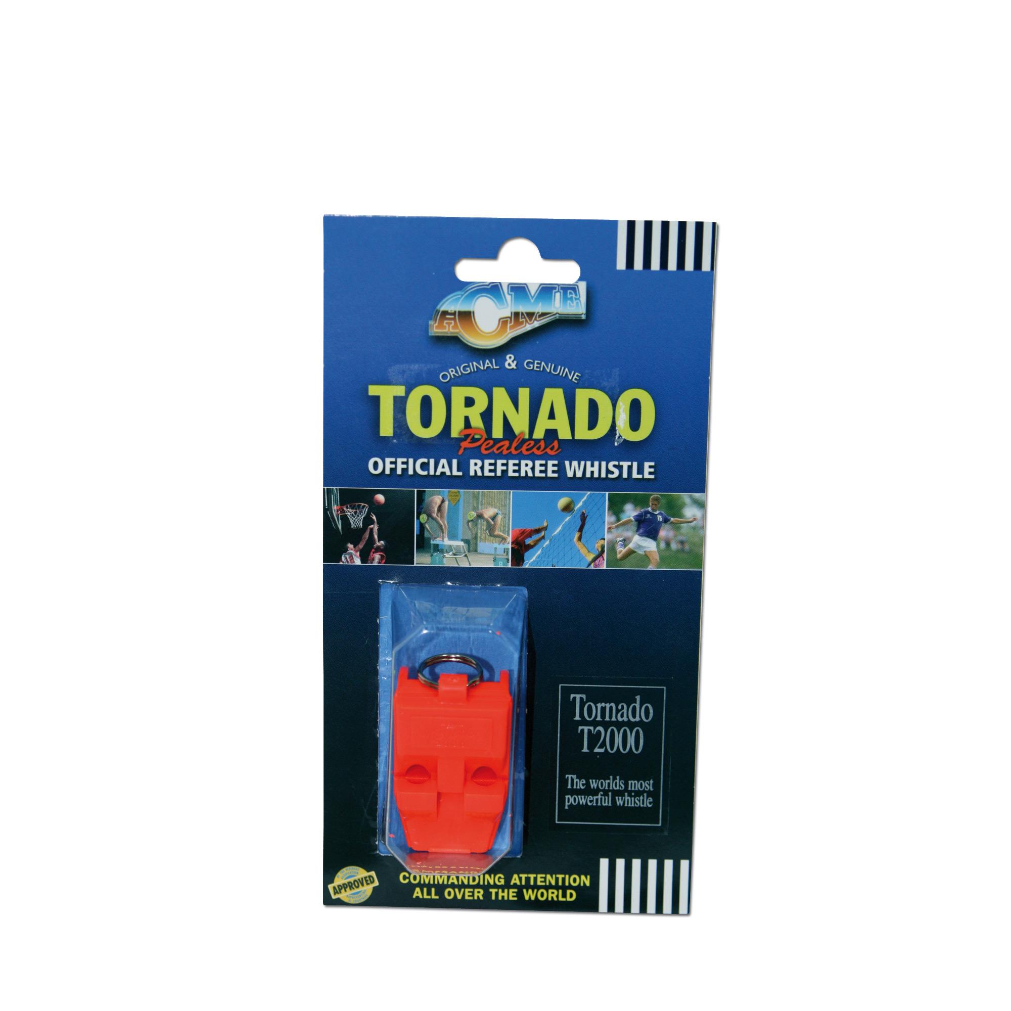 Fischietto segnaletico Tornado