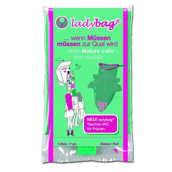 Sacchetto igienico da donna ladybag