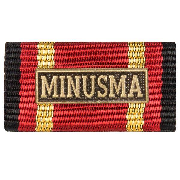 Medaglia ordine Missione estero MINUSMA bronzo