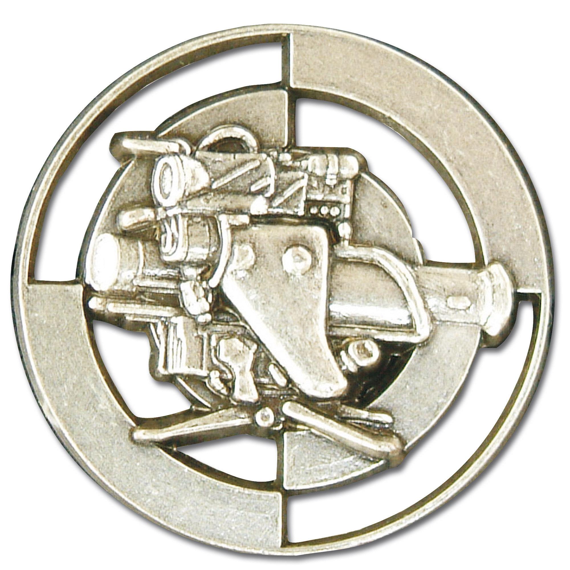 French metall insignia Milan