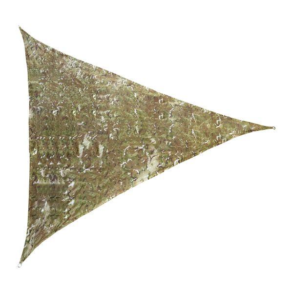 Telo da sole triangolare 4 x 4 x 4 m