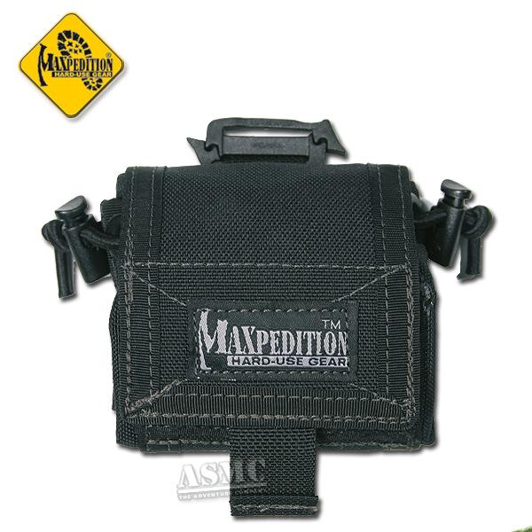 Maxpedition Mega Rollypoly nero
