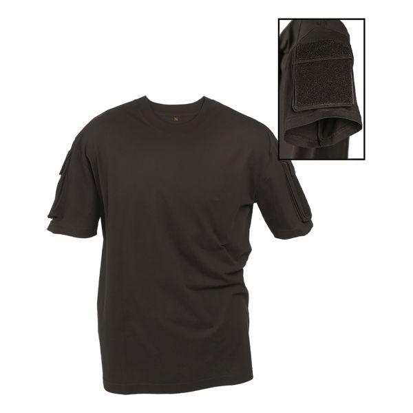 Maglietta Mil-Tec Tactical nera