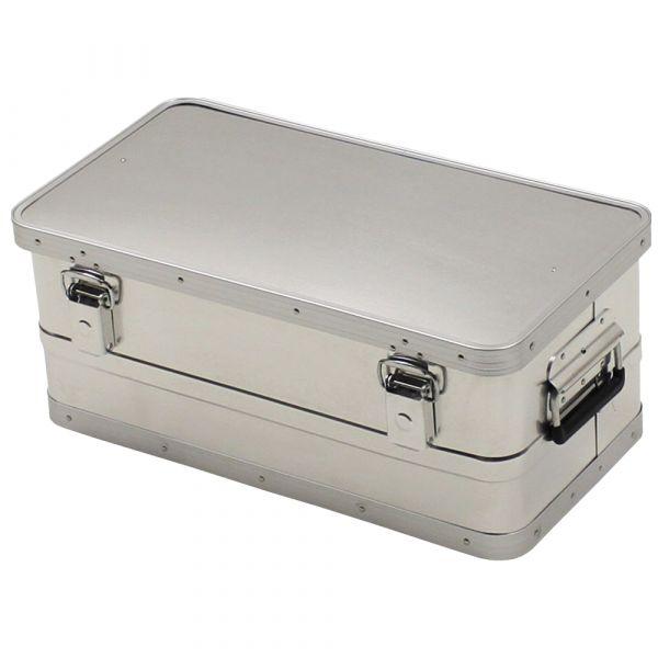 Cassetta di trasporto in alluminio MFH 34 L
