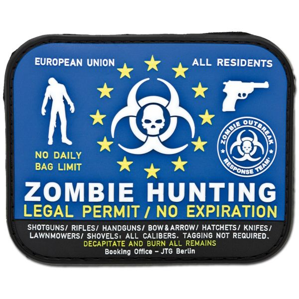 3D-Patch ZOMBIE HUNTING