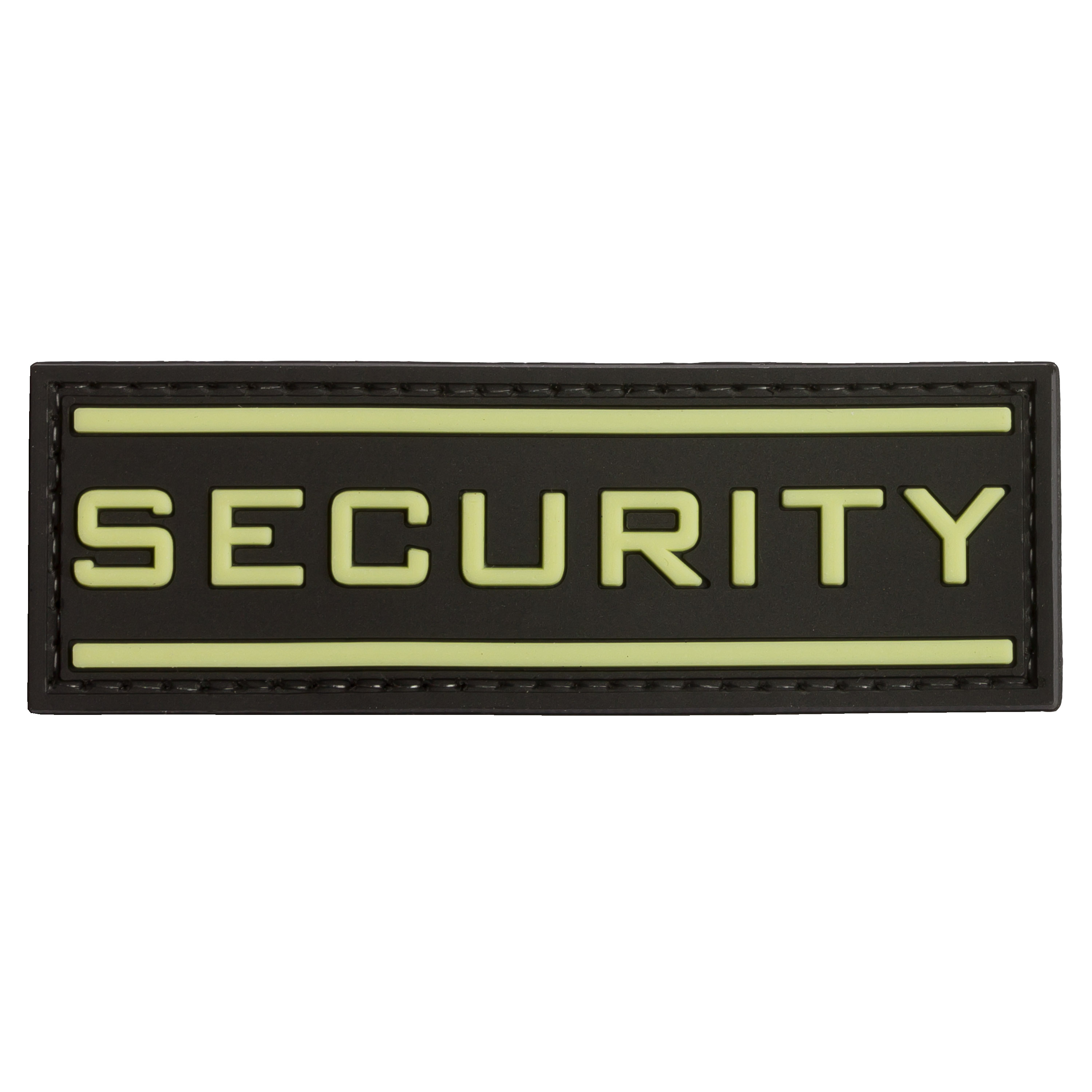 Patch 3D TAP stampa Security fluorescente