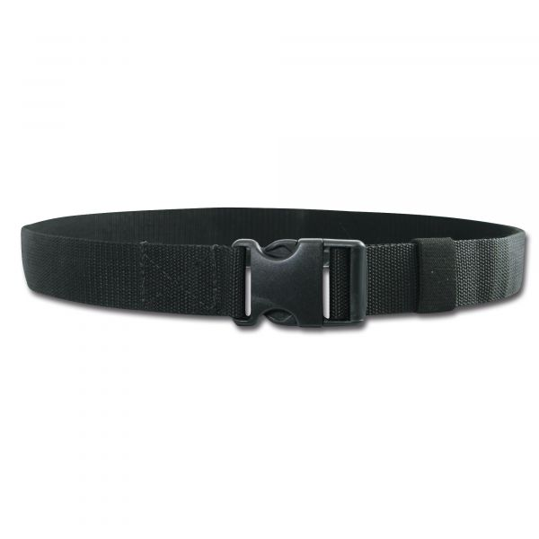 Cintura per pantaloni in nylon colore nero