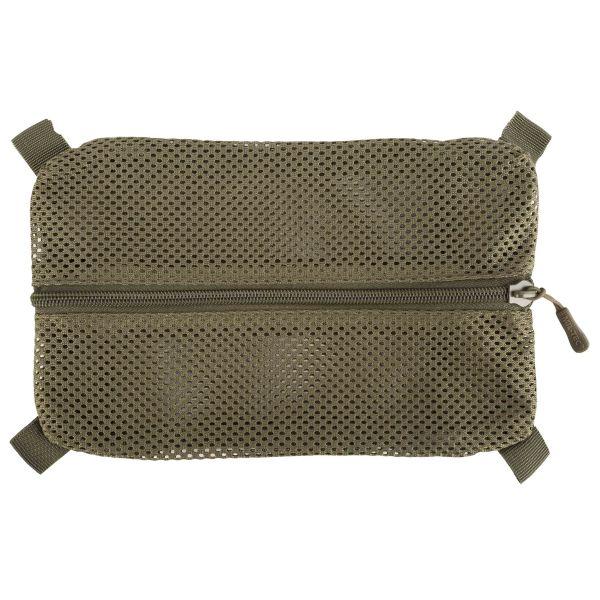 Tasca in rete con Velcro marca Mil-Tec S verde oliva