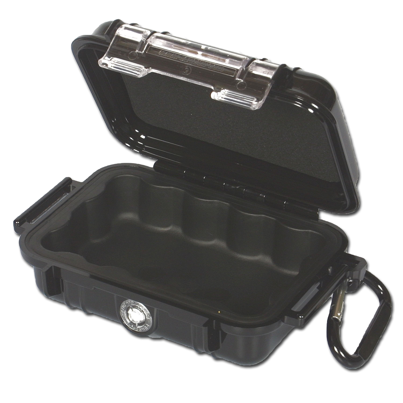 Micro cassetta 1010 marca Peli nera