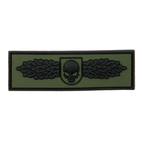 Patch 3D, SOF Skull Badge, Jackets To Go, foresta
