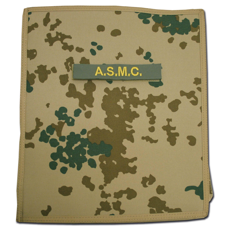 Custodia porta mappa importata mimetica desert