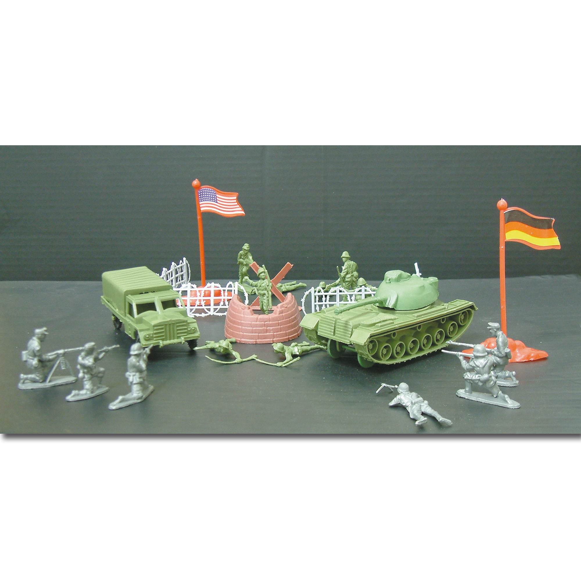 Soldier play set