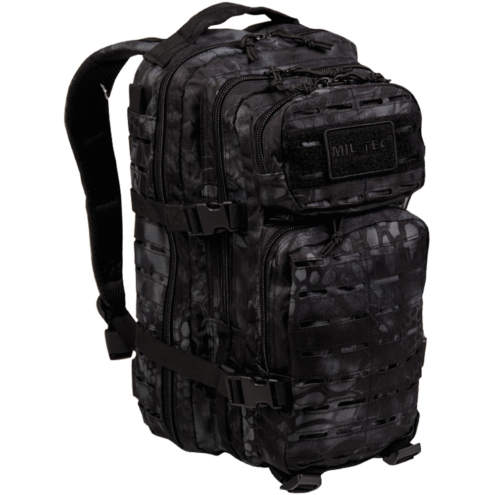 Zaino US Assault Pack SM Laser Cut mandra night