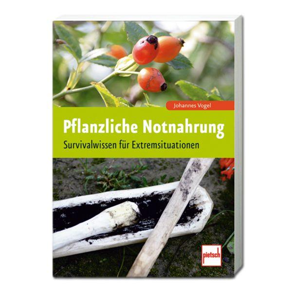 Libro Pflanzliche Notnahrung - Neuauflage 2014