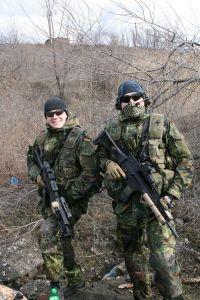 KSK Kampfmittelweste