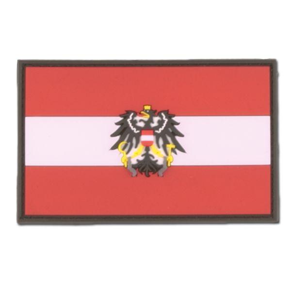 3D-Patch Austria con Stemma