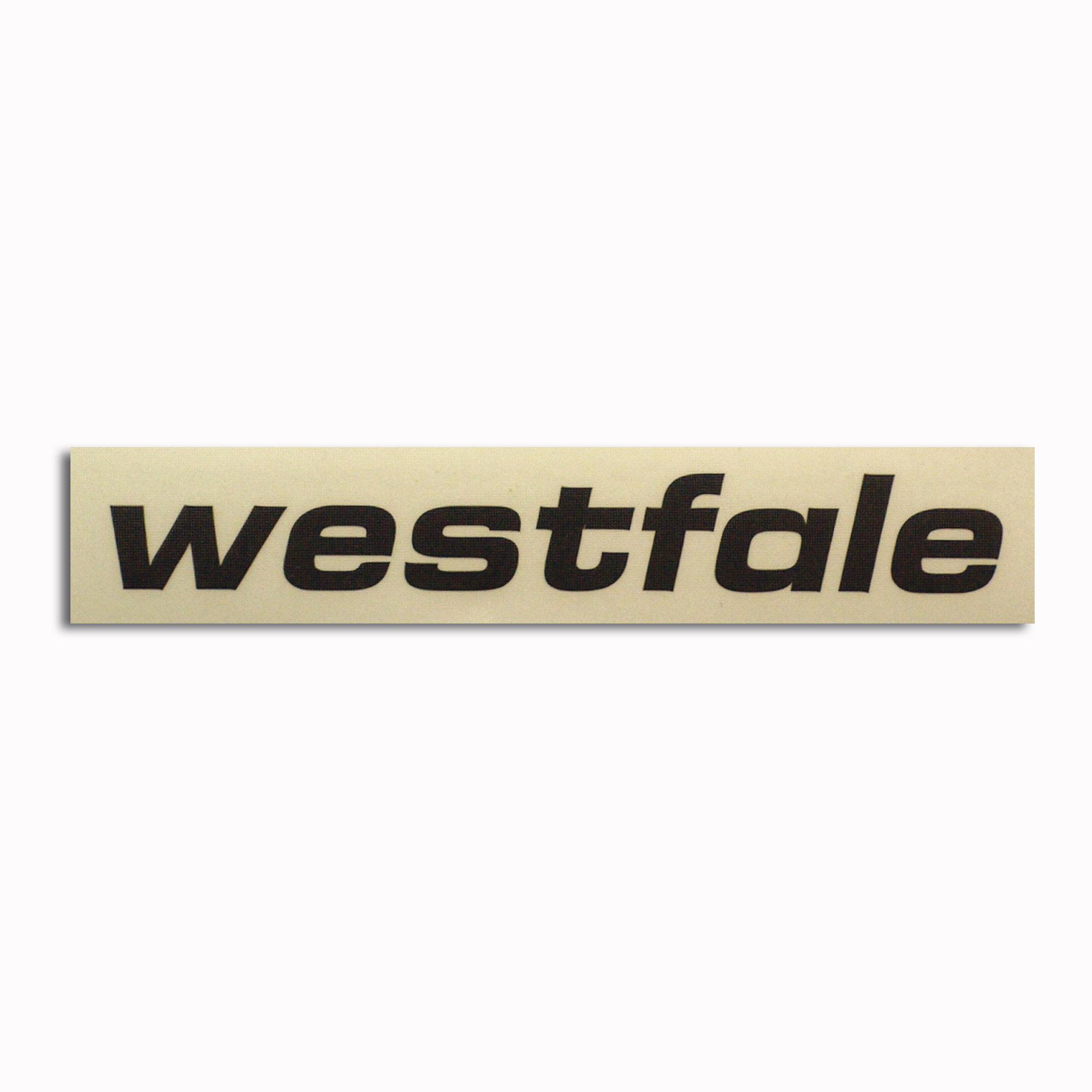 Sticker westfale