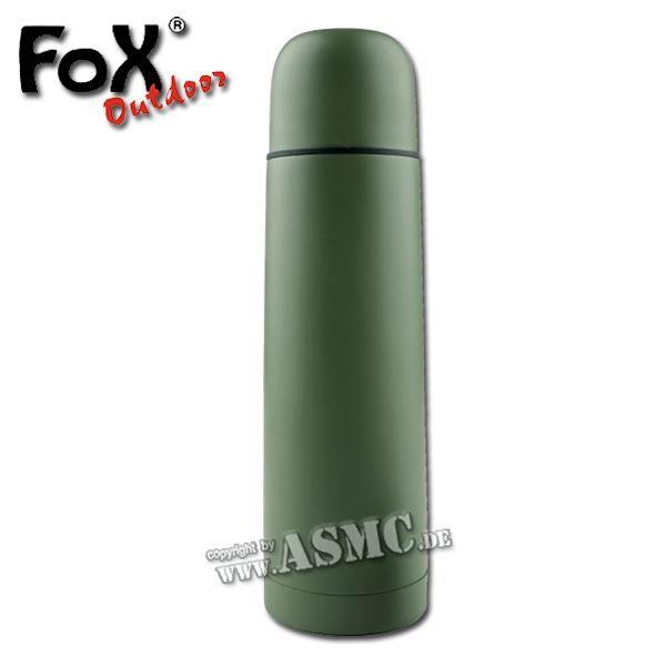 Thermos sottovuoto MFH 0,5 L oliva