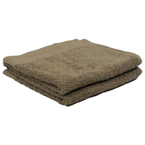 Asciugamano BW Style Mil-Tec 90 x 45 cm oliva