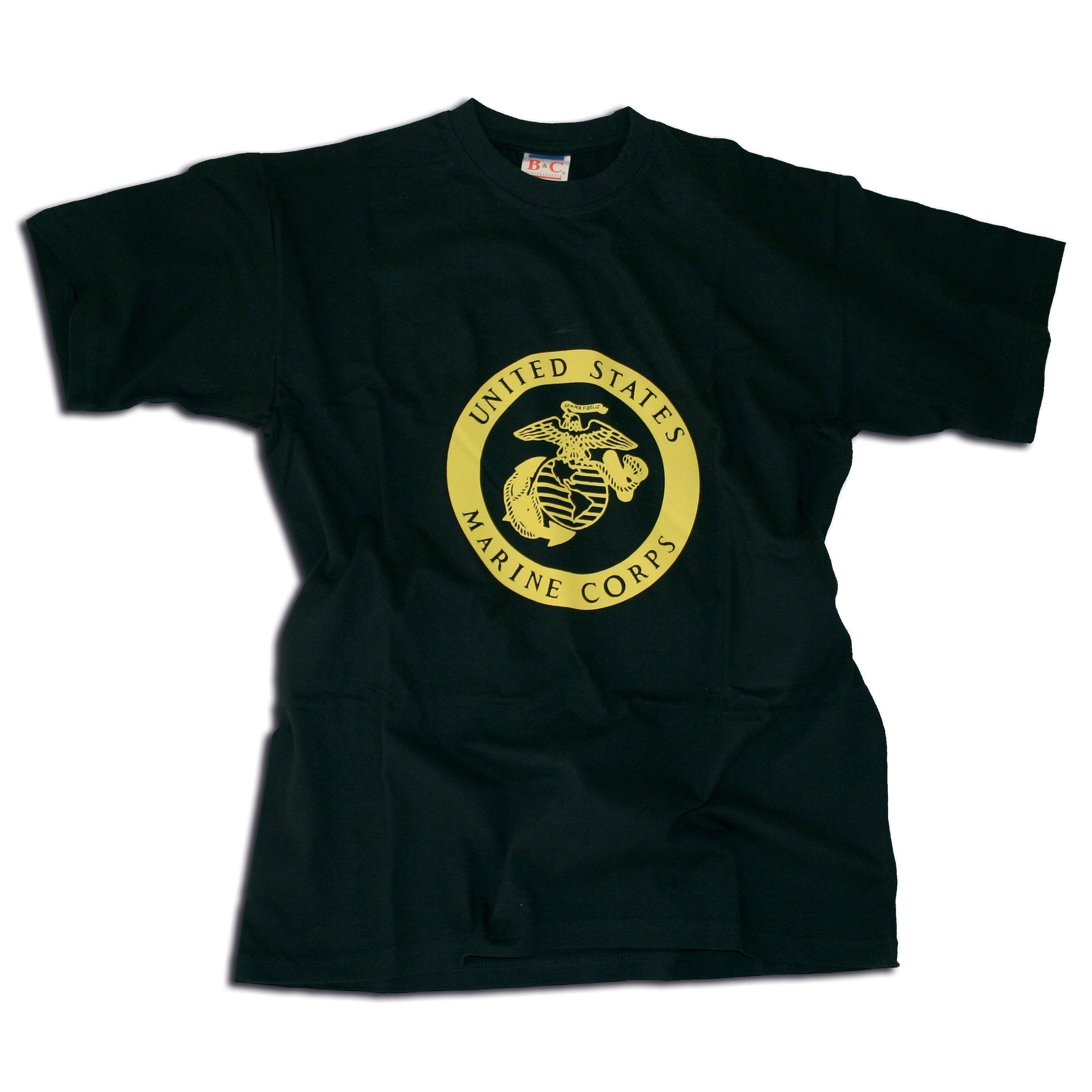T-Shirt in cotone, Marine Corps US