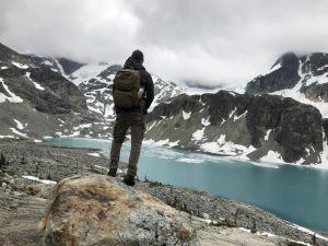 Canada Wedgemount Lake
