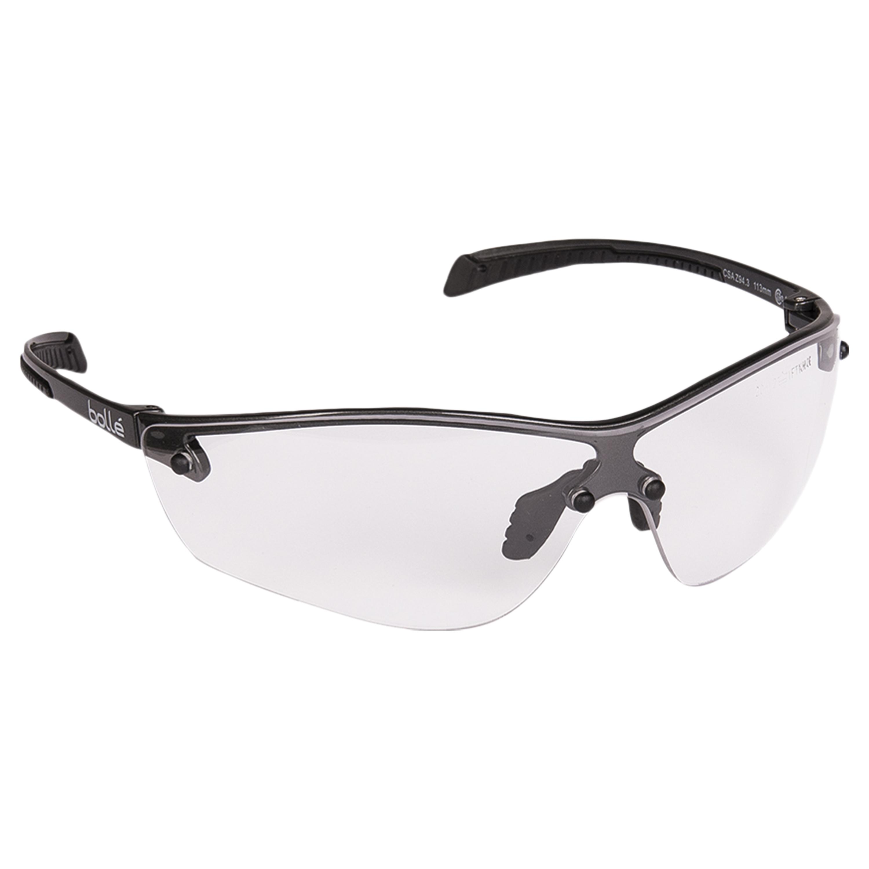 Occhiali di protezione Bollé Silium + trasparente