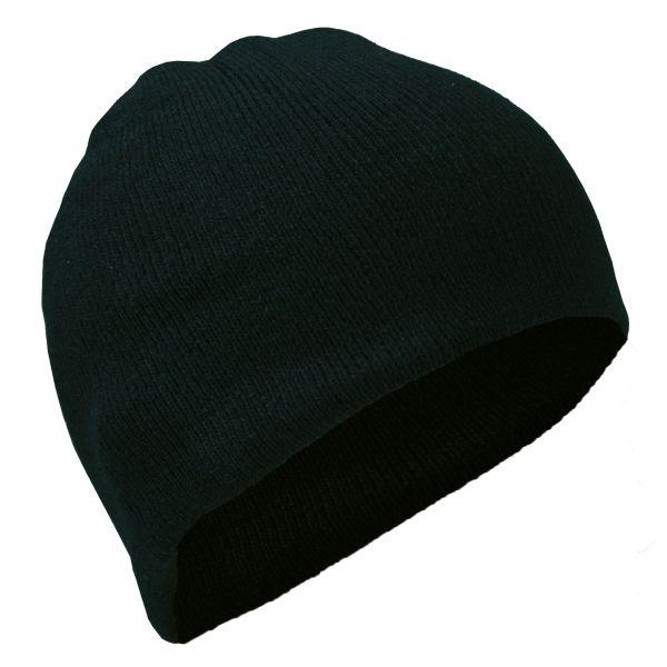 Berretto Beanie colore nero