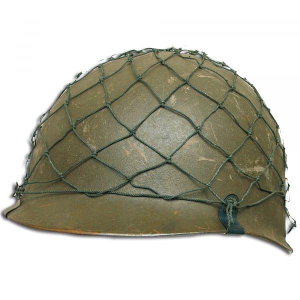 Rete mimetica per casco acciaio BW
