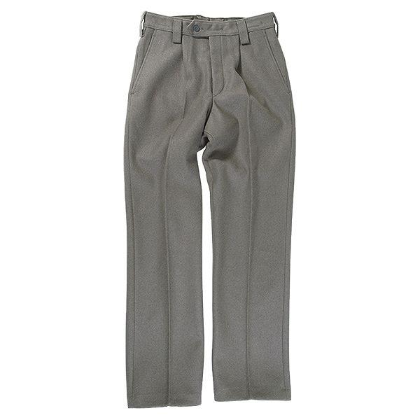 Pantalone da uniforme NVA in panno, usato, grigio