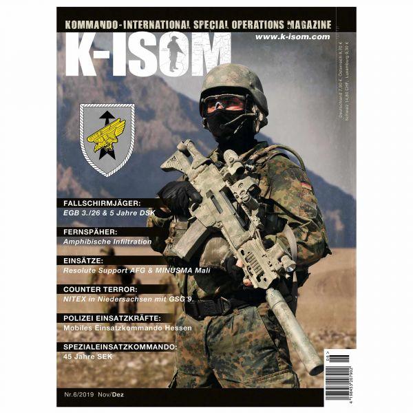Mensile Kommando K-ISOM Edizione 06-2019