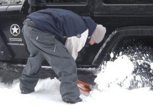 pelle a neige