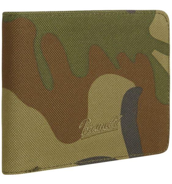 Portafoglio Wallet Four marca Brandit woodland