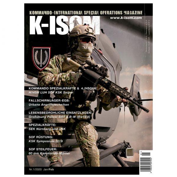 Rivista Kommando K-ISOM Edizione 01/2020