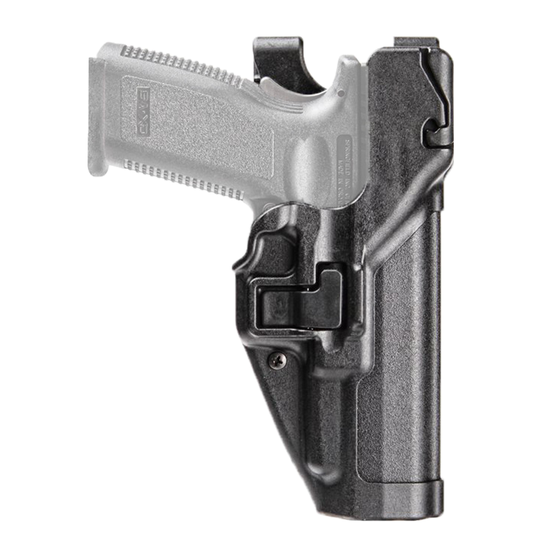 Fondina Level 3 Duty Lock SERPA Blackhawk Glock 17/19/22/23/31 d